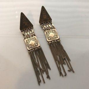 Aldo Jewelry - Aldo Jewelry | Gold Dangle Earrings